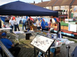 The Amy Rowson Centenary Weekend: Stalls