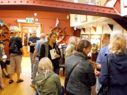 The Amy Rowson Centenary Weekend: Syntan visitors
