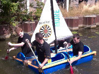 2015 Raft Race: Round Table