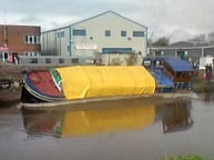 'Sun Launch on the River Hull at Beverley' video by Dan Hall